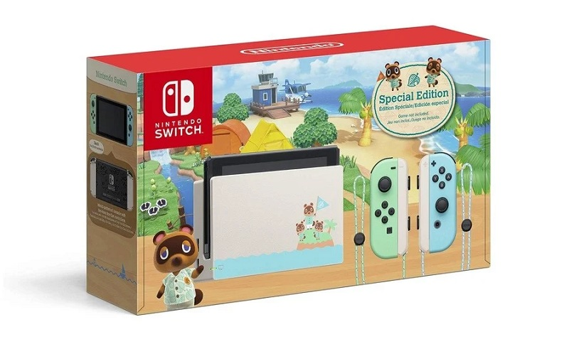 Animal Crossing New Horizons pack