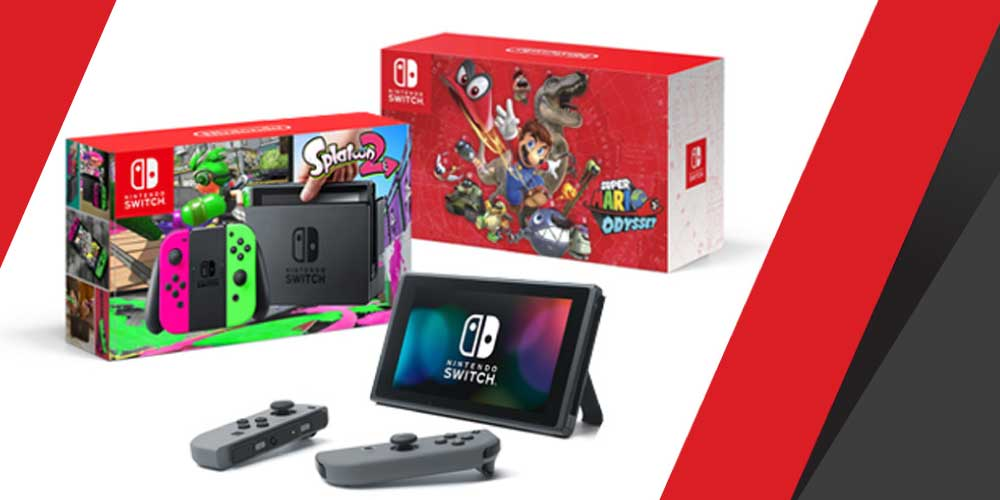 Best Nintendo Switch Bundles 2020