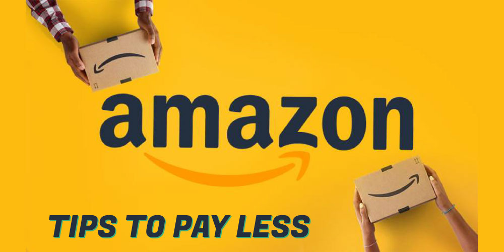 Amazon Deals for paying less
