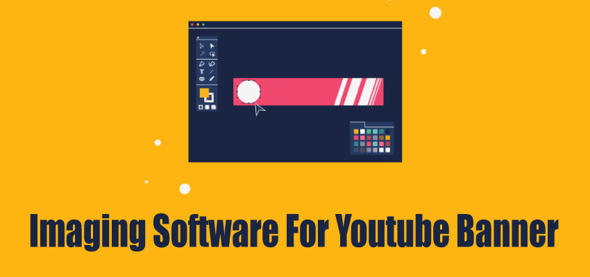 Youtube banner Making Software
