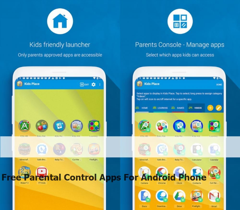 Free Parental Control Apps For Android Phone hrV