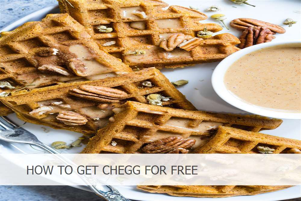 How To Get Chegg For Free