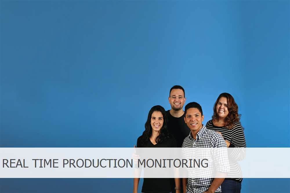 real time production monitoring